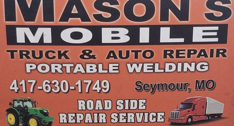Truck and auto repair